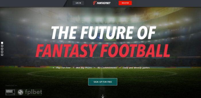 Описание сайта Fantasybet