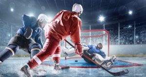 Онлайн ставки на хоккей