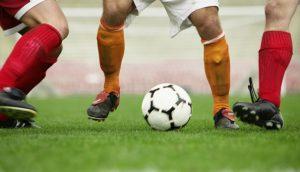 Поставить ставку на футбол